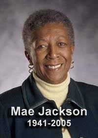 Mae Jackson photo